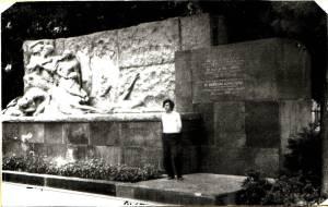 «πρ�πει να συνεχίσω τον αγώνα μου» είπε. «Κανείς, και ποτ� δεν μπορεί να με χωρίσει από τον αγώνα της νίκης της σοσιαλιστικής επανάστασης.» (Αρχείο Ελληνισμού Μαύρης Θάλασσας)