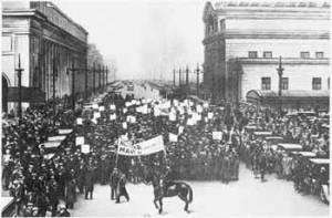 Από την απεργία του Σικάγο