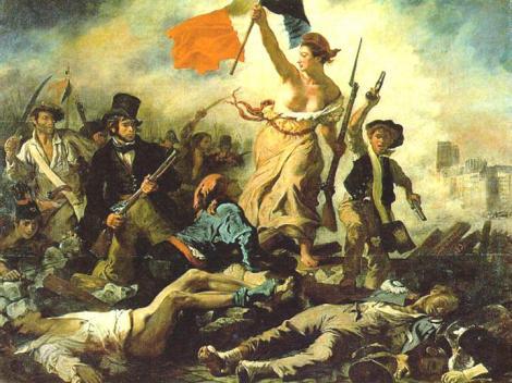 Η Γαλλική Επανάσταση συντάραξε την απολυταρχική Ευρώπη