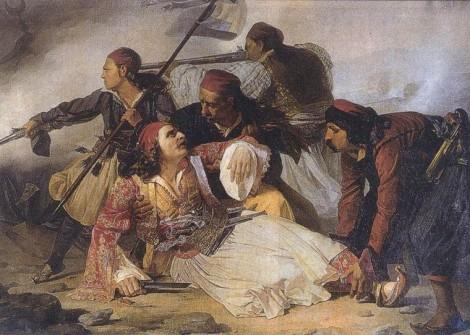 Κλέφτες και αρματωλοί