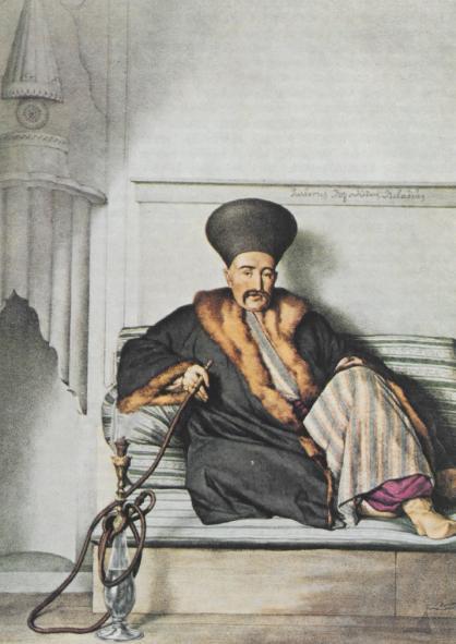 Οι κοτζαμπάσηδες καταδυναστεύαν τον λαό και πολλοί είχαν υλικό συμφέρον για τη διατήρηση της παλαιάς τάξης πραγμάτων