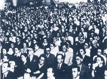 Α Συνέδριο Πανελλήνιας Ομοσπονδίας Γυναικών (Μάης 1946)