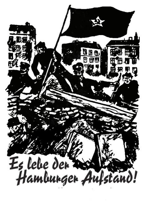 Εξέγερση του Αμβούργου (1923)